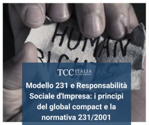 Modello 231 e Responsabilità Sociale